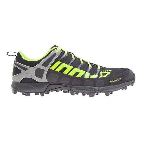 Inov-8 X-Talon 212 (P) Trail Running Shoe - Black/Neon Yellow 6