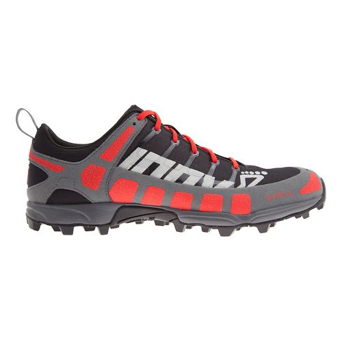 Inov-8 X-Talon 212 (P) Trail Running Shoe - Black/Red/Grey 10