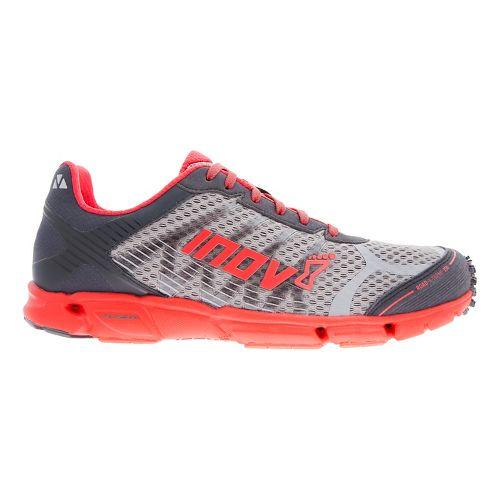 Mens Inov-8 Road-X-Treme 250 Running Shoe - Grey/Black/Red 12.5