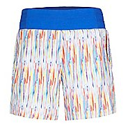 "Womens Tasc Performance Strive 5"" Print 2-in-1 Shorts"