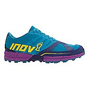 Womens Inov-8 Terra Claw 250 Trail Running Shoe - Teal/Navy/Purple 6
