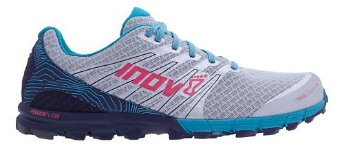 Womens Inov-8 Trail Talon 250 Trail Running Shoe - Black/Teal/Grey 8