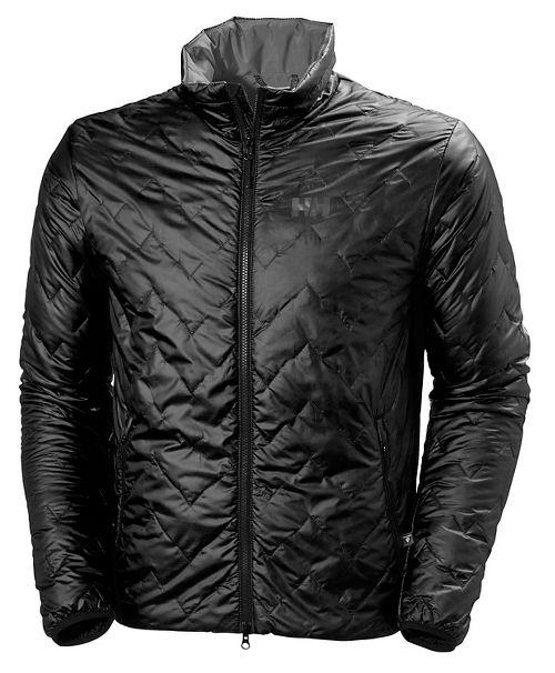 Mens Helly Hansen Svol Insulator Cold Weather Jackets - Black M