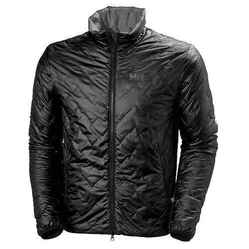 Mens Helly Hansen Svol Insulator Cold Weather Jackets - Black L
