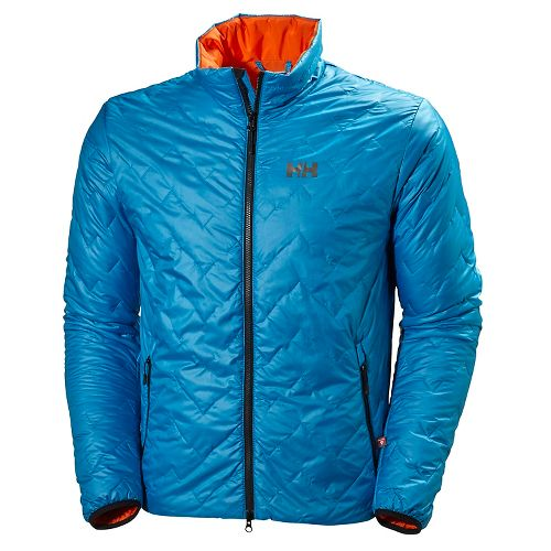 Mens Helly Hansen Svol Insulator Cold Weather Jackets - Winter Aqua M
