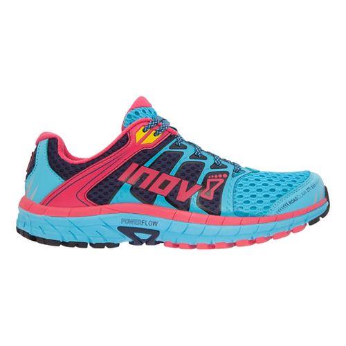 Womens Inov-8 Road Claw 275 Running Shoe - Blue/Navy/Berry 10