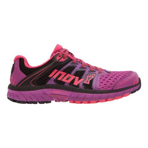 Womens Inov-8 Road Claw 275 Running Shoe - Purple/Black/Pink 8.5