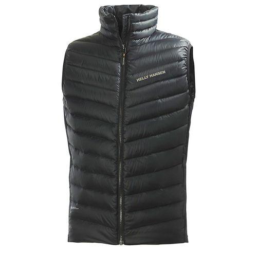 Mens Helly Hansen Verglas Down Insulator Vests Jackets - Black M