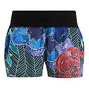 Womens Tasc Performance Verve Short Print Unlined Shorts
