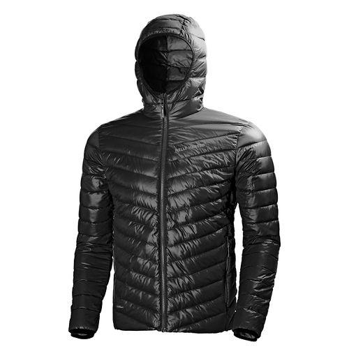 Mens Helly Hansen Verglas Down Insulator Vests Jackets - Black S