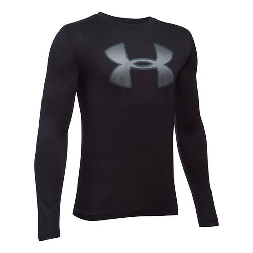 Kids Under Armour�Novelty Big Logo Long Sleeve T