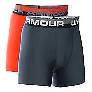 Under Armour Boys O-Series 2-Pack Boxer Brief Underwear Bottoms