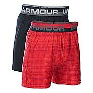 Under Armour Boys O-Series Boxer Underwear Bottoms