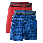 Under Armour Boys O-Series Boxer Underwear Bottoms