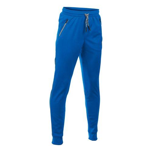 Under Armour Boys Pennant Tapered Pants - Ultra Blue YXS