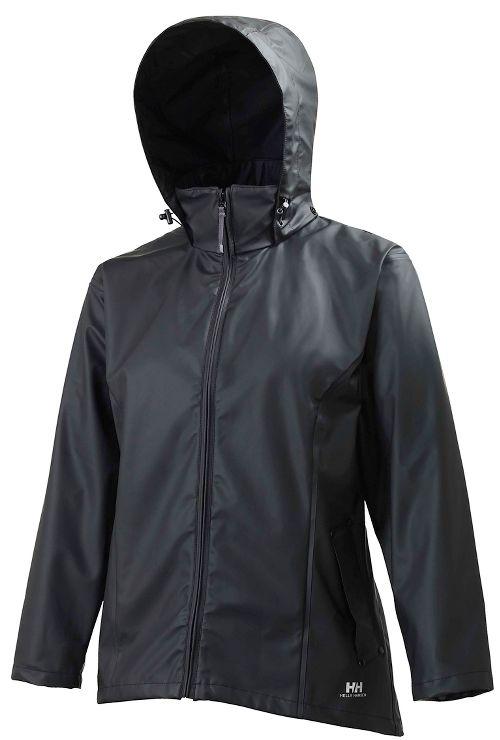 Womens Helly Hansen Voss Cold Weather Jackets - Black M