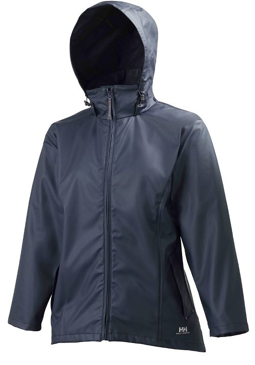 Womens Helly Hansen Voss Cold Weather Jackets - Navy XS