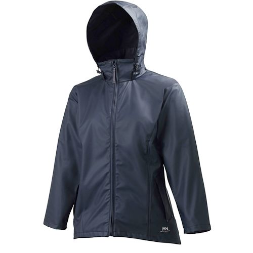 Womens Helly Hansen Voss Cold Weather Jackets - Navy S