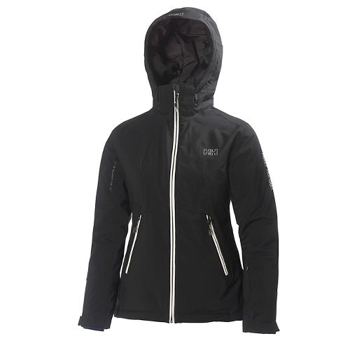 Womens Helly Hansen Spirit Cold Weather Jackets - Black L