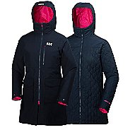 Womens Helly Hansen Rigging Coat Cold Weather Jackets