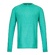 Mens Tasc Performance Beaver Falls Heather Long Sleeve Technical Tops