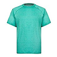 Mens Tasc Performance Carrollton T Heather Short Sleeve Technical Tops