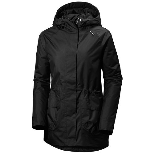 Womens Helly Hansen Appleton Insulated Coat Cold Weather Jackets - Black L