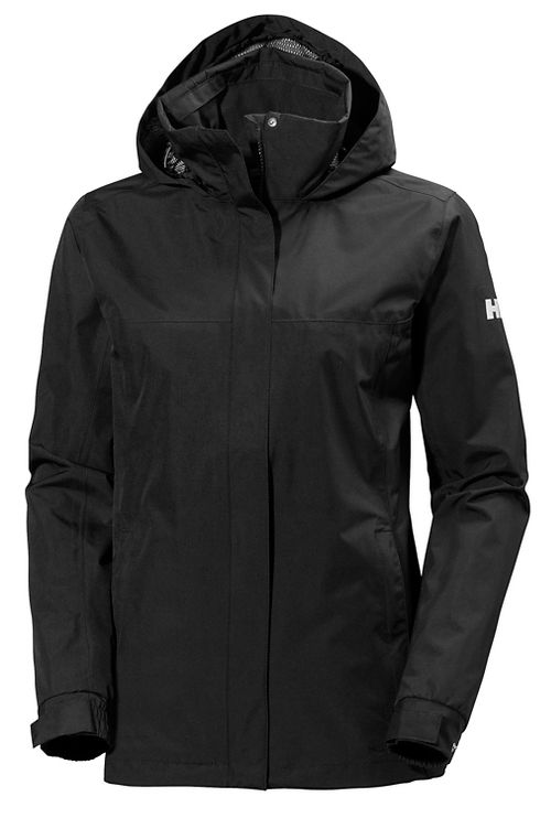 Womens Helly Hansen Aden Cold Weather Jackets - Black XS
