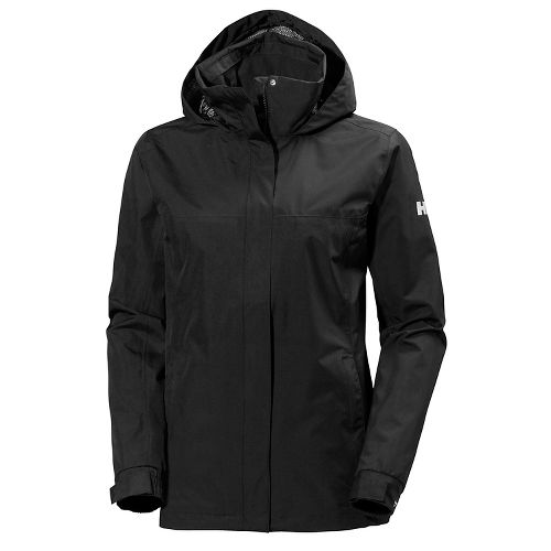 Womens Helly Hansen Aden Cold Weather Jackets - Black L