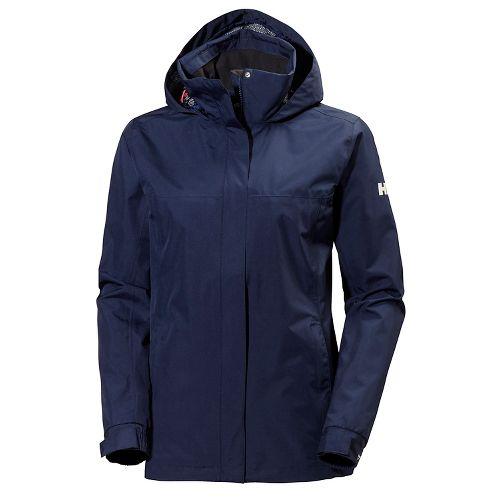 Womens Helly Hansen Aden Cold Weather Jackets - Evening Blue M