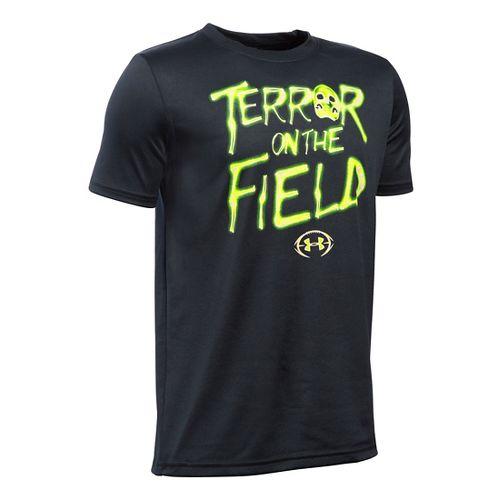 Kids Under Armour�Terror On The Field Short Sleeve T