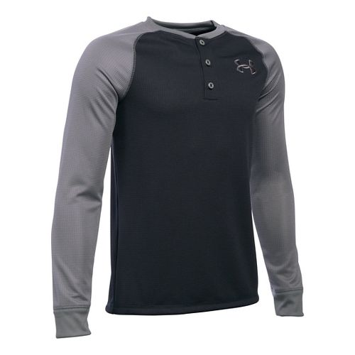 Kids Under Armour�Waffle Henley