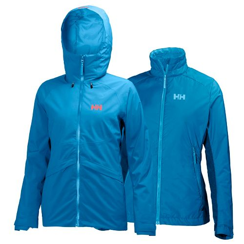 Womens Helly Hansen Approach CIS Cold Weather Jackets - Winter Aqua M