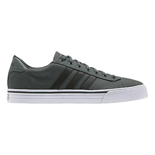 Mens adidas Cloudfoam Super Daily Casual Shoe - Ivy/Black 8.5