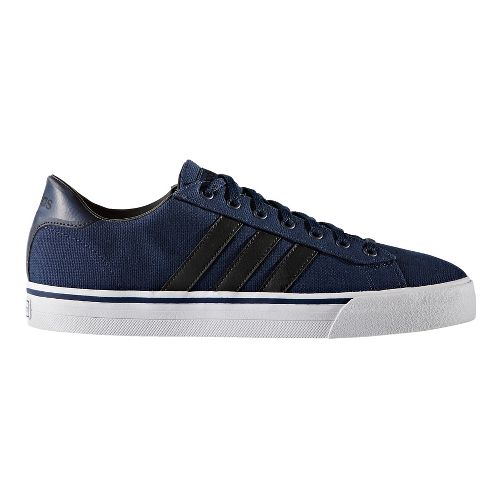 Mens adidas Cloudfoam Super Daily Casual Shoe - Navy/Black 9