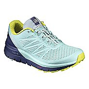 Womens Salomon Sense Pro Max Trail Running Shoe - Aqua 7
