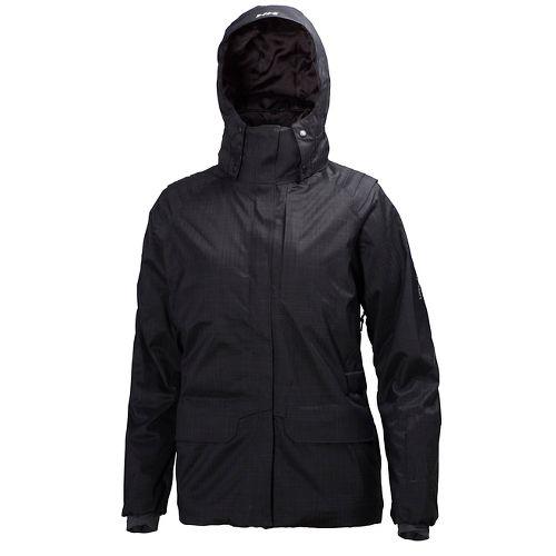 Womens Helly Hansen Blanchette Cold Weather Jackets - Black S
