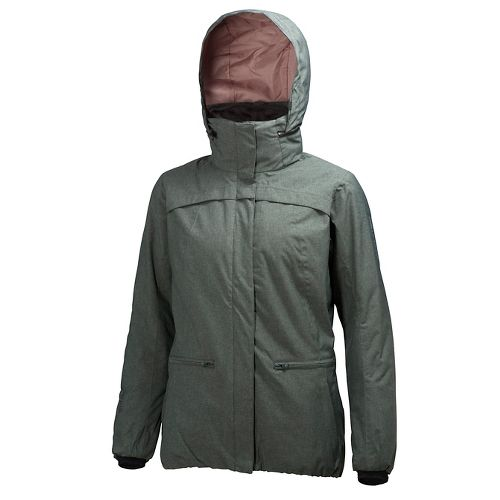 Womens Helly Hansen Kate Cold Weather Jackets - Rock M