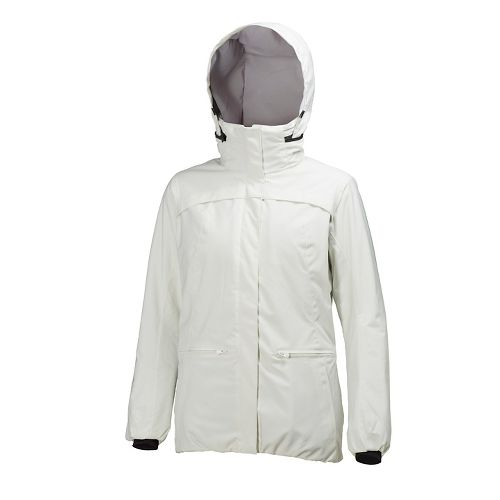 Womens Helly Hansen Kate Cold Weather Jackets - Off White XL