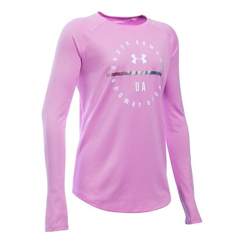 Kids Under Armour�Circle Long Sleeve