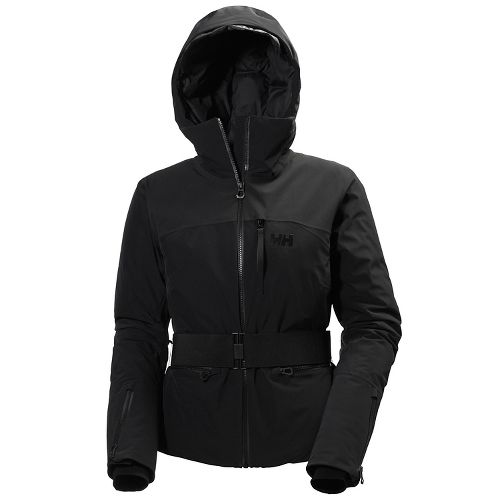 Womens Helly Hansen Paradise Cold Weather Jackets - Black S
