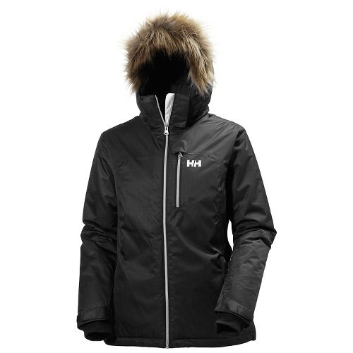 Womens Helly Hansen Sunshine Cold Weather Jackets - Black S