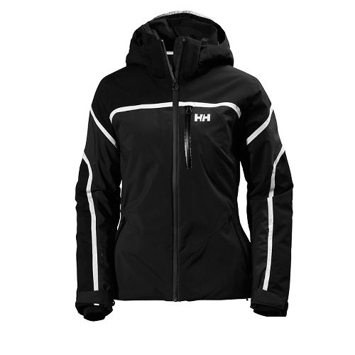 Womens Helly Hansen Skyline Cold Weather Jackets - Black M