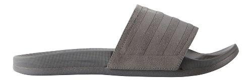 Mens adidas Adilette CF Ultra Explorer Sandals Shoe - Grey/Vista Grey 12