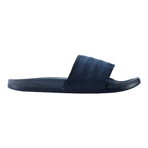 Mens adidas Adilette CF Ultra Explorer Sandals Shoe - Collegiate Navy/Navy 8