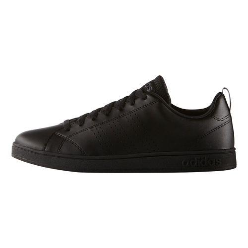 Mens adidas Advantage Clean VS Casual Shoe - Core Black 9.5