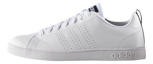 Mens adidas Advantage Clean VS Casual Shoe - White 11