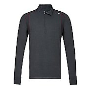 Mens Tasc Performance Circuit 1/4-Zip Long Sleeve Technical Tops