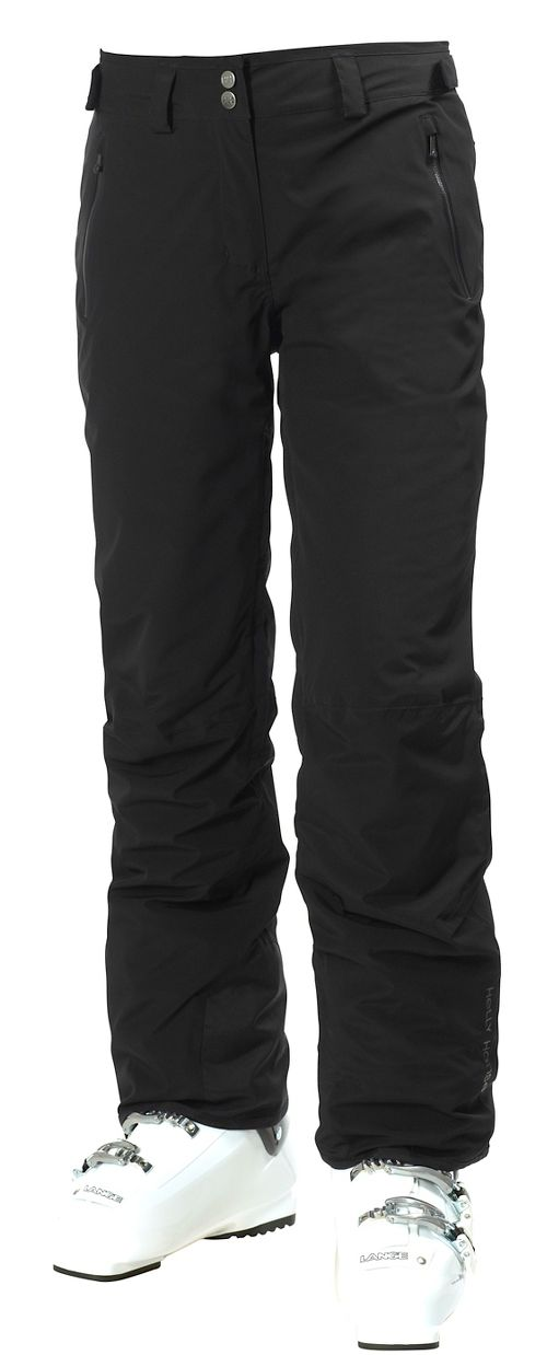 Womens Helly Hansen Legendary Pants - Black S