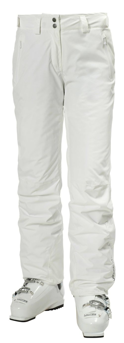 Womens Helly Hansen Legendary Pants - White XS